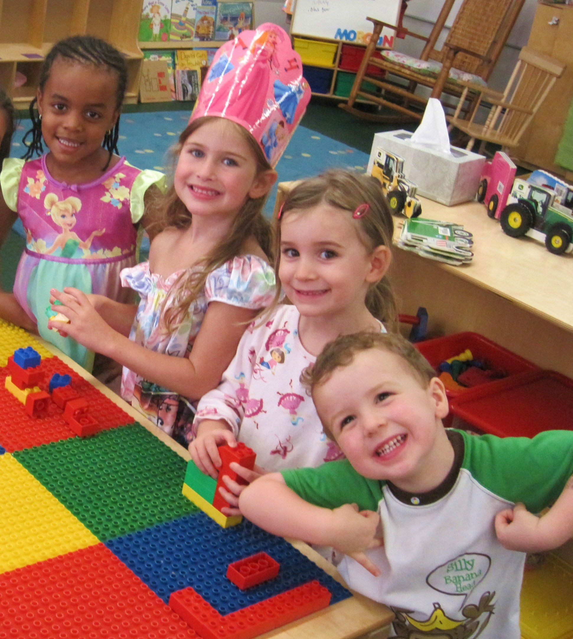 psychology daycare and peer relationship